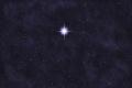 Stálice, jasné hvězdy na obloze